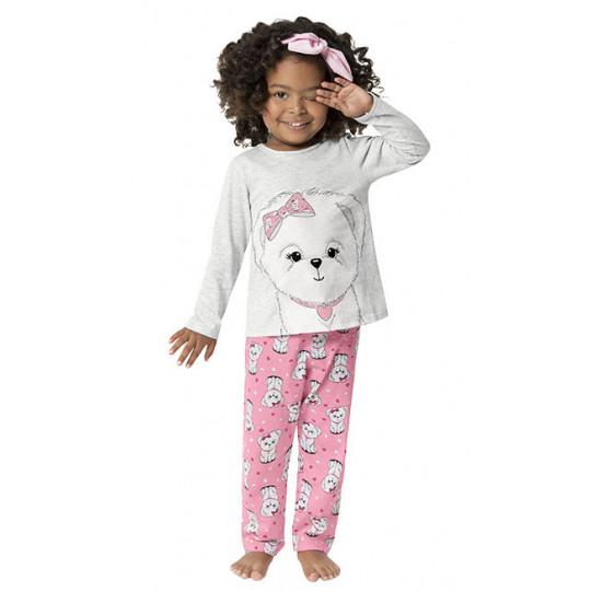 Pijama Malha Anti Dengue Kyly 1/3 109433