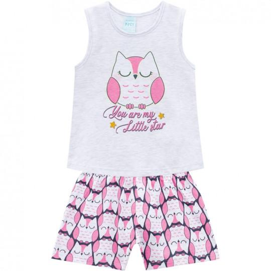 Pijama Verão Kyly 4/6 110572
