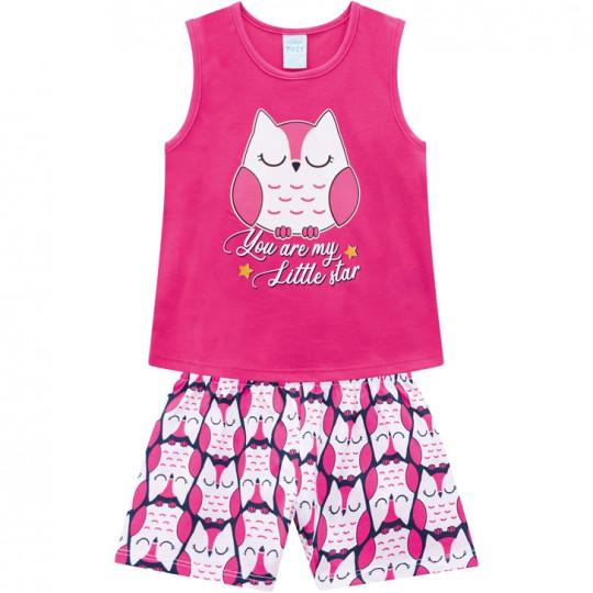 Pijama Verão Kyly 1/3 110572