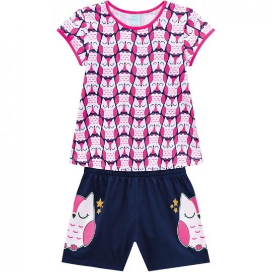 Pijama Verão Kyly 10/16 110577