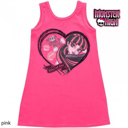 Camisola Monster High Malwee 4/8 201.121