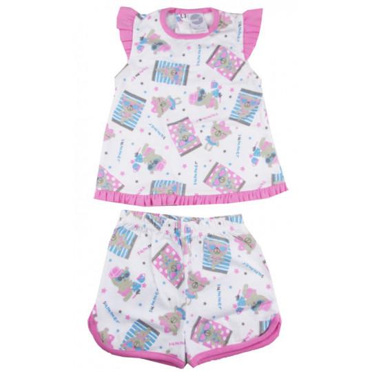 Pijama Summer Piu Piu M 40001