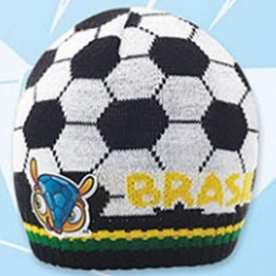 Gorro Fuleco Oficial Brasil 018