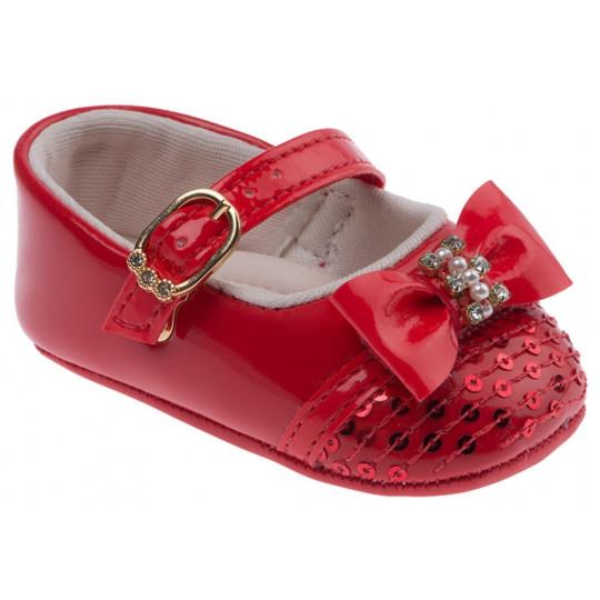 Sapato Baby Pimpolho 1/4 17703