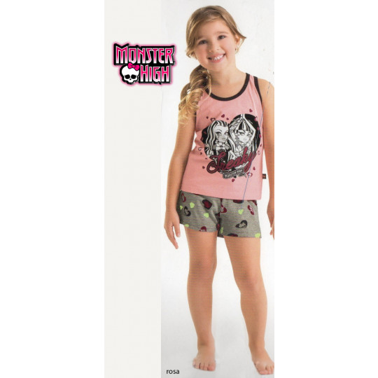 Pijama Monster High Malwee 4/8 201.123