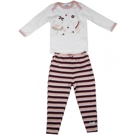 Pijama Malha Zig Mundi 01.28.0035