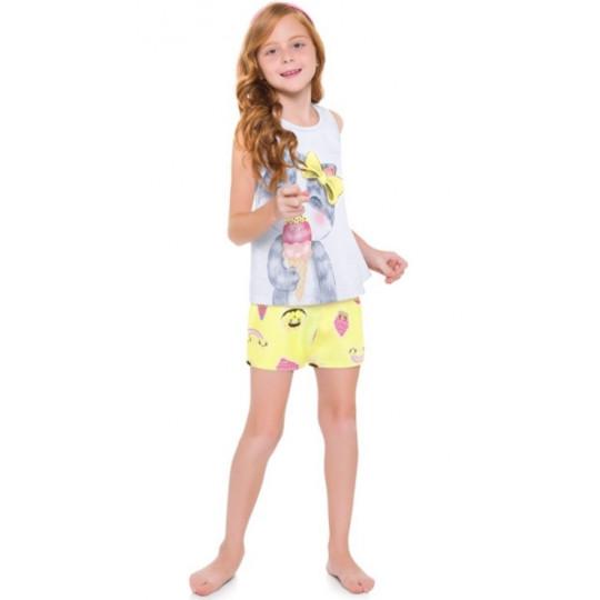 Pijama Verão Kyly 4/8 110578