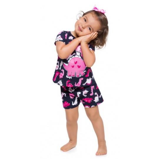 Pijama Verão Kyly 1/3 110326