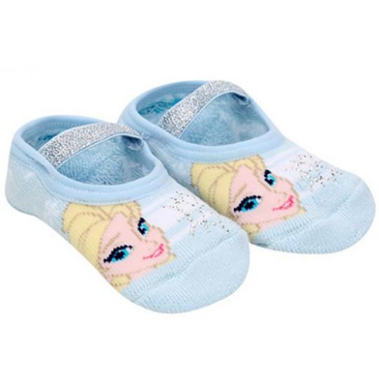 Sapatilha Puket Disney Frozen 15/18 10201889 Azul Claro 15