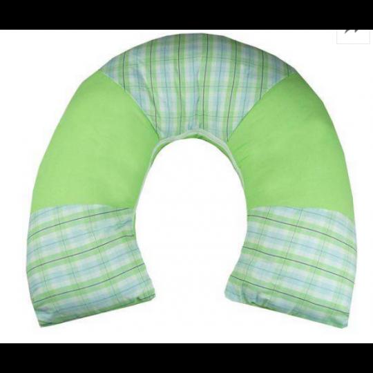 Almofada p/ Amamentar verde