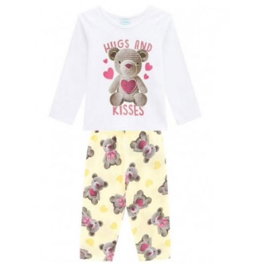 Pijama Malha Kyly P/G 207230