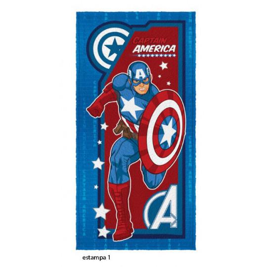 Toalha Banho Lepper Avengers 61449
