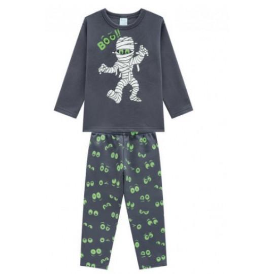 Pijama Flanelado Kyly 1/3 207252