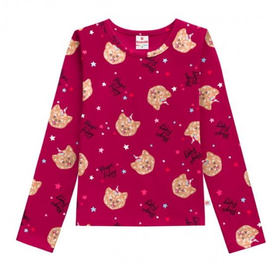 Blusa Cotton Inverno Brandili 1/3 53902