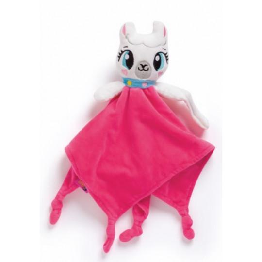 Meu Naninha Com Chocalho Puket 010101740-460 Pink Único