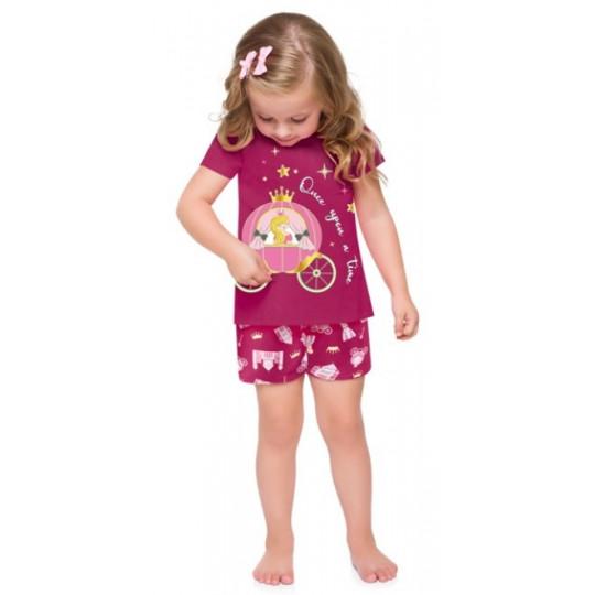 Pijama Verão Kyly 1/3 110574