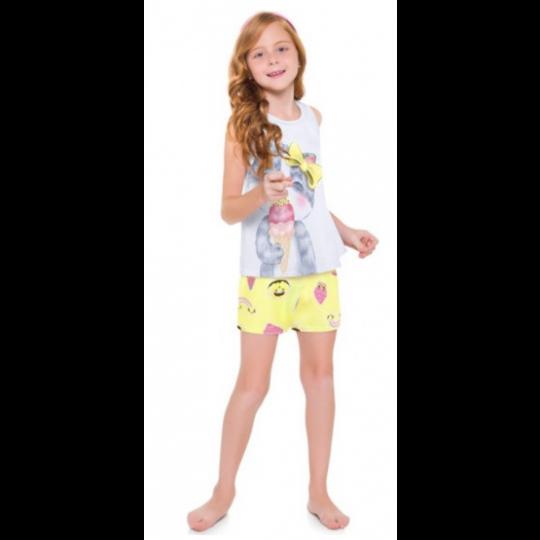 Pijama Verão Kyly 10/16 110578