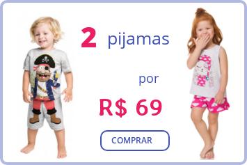 combo 2 pijamas 69